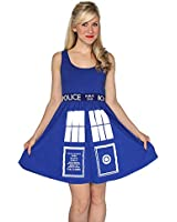 Doctor Who Her Universe TARDIS Costume Dress 2XL