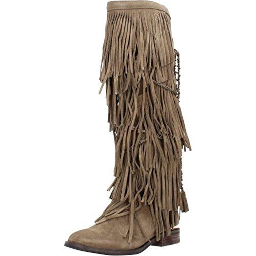 Stivali per le donne, color Marrone , marca ALMA EN PENA, modelo Stivali Per Le Donne ALMA EN PENA I16364 Marrone