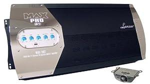 Lanzar MXA282 Max Pro 4000-Watt 2-Channel High-Power Mosfet Amplifier