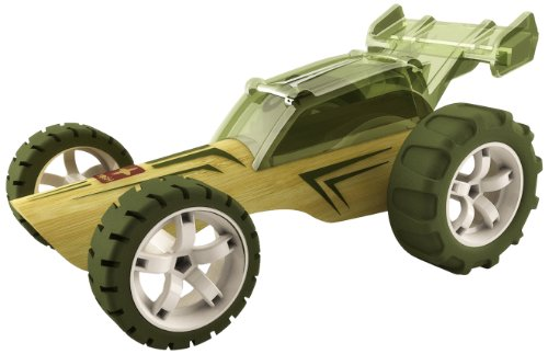 Hape Bamboo Mighty Mini Baja Toy Car