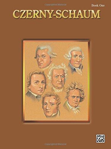 Czerny-Schaum, Bk 1 (Schaum Master Composer)