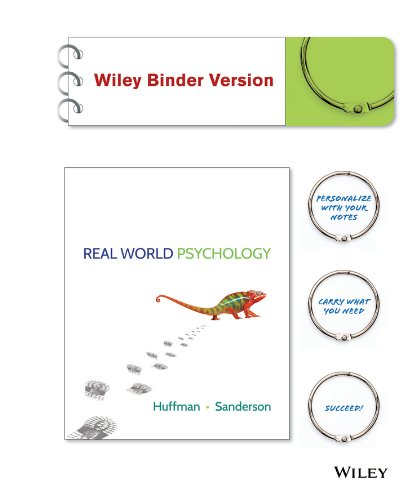 Psychology in the real world