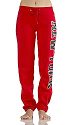 Classic Designs Womens New York Fleece Sweatpants