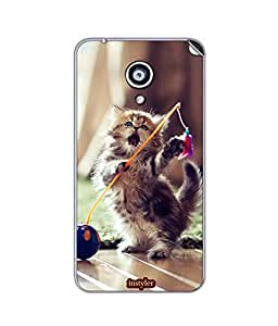 instyler MOBILE STICKER FOR MICROMAX CANVAS MEGA 4GQ417