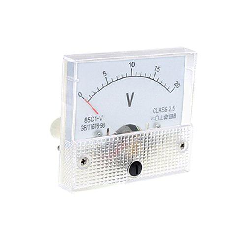 Amico Mini Measuring DC 0-20V Analog Volt Panel