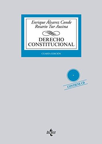 Derecho Constitucional: Contiene CD (Derecho - Biblioteca Universitaria De Editorial Tecnos)