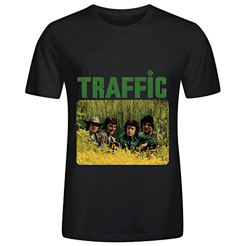 traffic-traffic-tour-funk-men-o-neck-slim-fit-shirt-black
