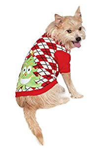 Rubies Costume Ugly Sweater with Xmas Tree, Small