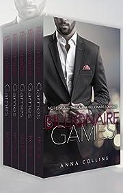 Billionaire Romance Box Set: Billionaire Games: The Alpha Billionaire Romance Complete Series (Books 1-5)