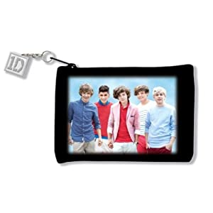 One Direction 1d Coin Purse from Global