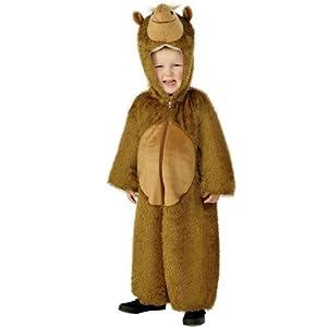 Smiffy's - Disfraz de oso para niño, talla 7 - 9 años (30017-KIT)