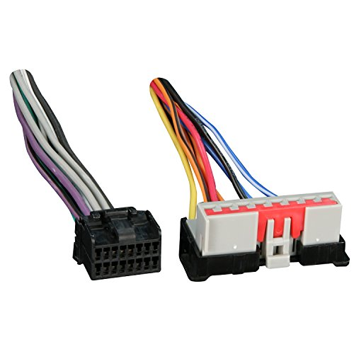 Metra Reverse Wiring Harness 71-5600 for 1996-up Ford F-150/Explorer (1996 Ford Explorer Radio Harness compare prices)
