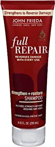 John Frieda Full Repair Shampoo, 8.45 oz, 2 pk