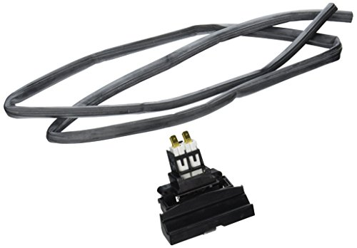 Gibson Dishwasher Door Latch Assembly 5304442175 Black (Frigidaire Dishwasher Door Latch compare prices)