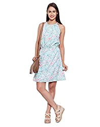 Summer Story Floral Dress Small
