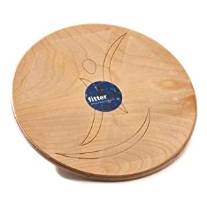 """Fitter First 16"""" Pro Wobble Board by Fitter International Inc"""