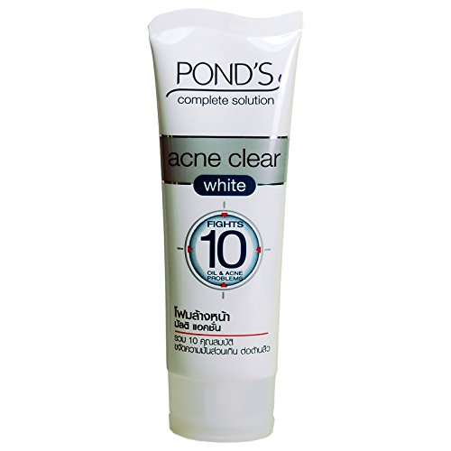 ponds-acne-clear-white-multi-action-foam-50g