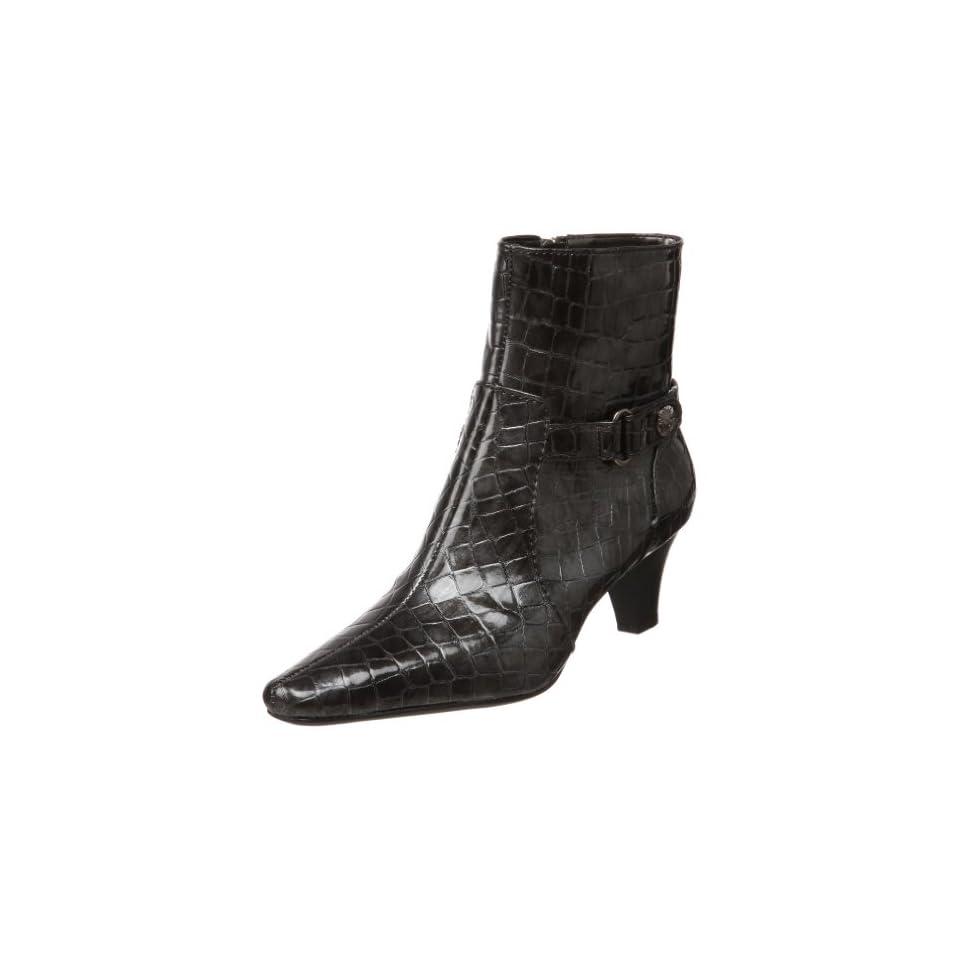 AK Anne Klein Womens Guy3 Ankle Boot