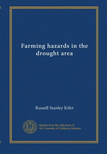 Farming hazards in the drought area