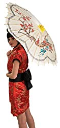 Oriental Parasol - Accessories & Makeup