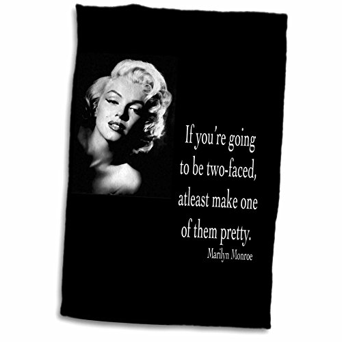 ToryAnne Collections Quotes towel