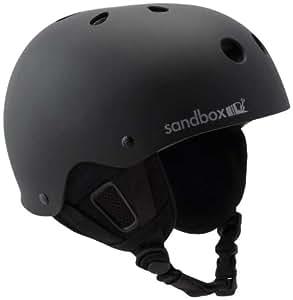 Sandbox Legend Helmet (Small/Medium, Black)
