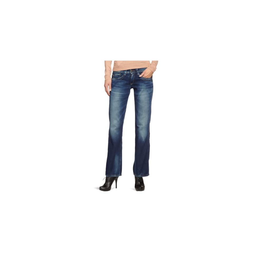 Pepe Jeans Damen Jeans PL200022B122 Olympia Loose Relaxed
