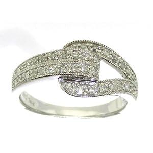 0.25CTW ROUND DIAMOND LADIES FASHION RING Men Sizes 10 Only and Women Sizes 7 Only