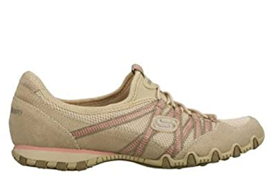 Skechers Women's Hot Ticket Natural Taupe 21159/NTTP Womens 7.5