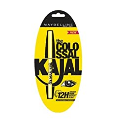 Maybelline The Colossal Kajal (Pack of 3)