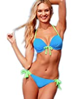 2013 popular Women Sexy Push Up Padded Swimsuit Bikini Trikini Beachwear Tankini