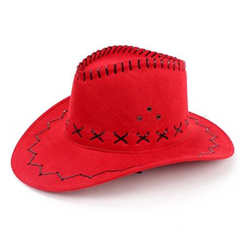 nykkola-kostum-fur-herren-damen-erwachsene-cowboyhut-mit-breiter-krempe-stetson