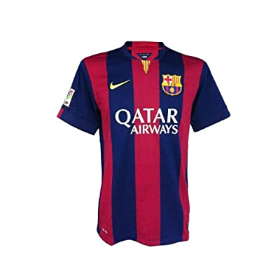 Nike Fc Barcelona Home 2014/2015 Jersey (L)