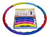 Weighted Sports Hula Hoop for weight loss - Acu Hoop 4L - 4 lb. large