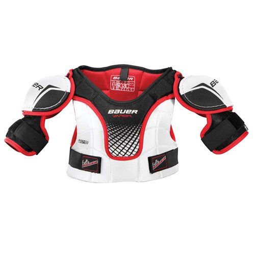 Bauer Vapor Lil Rookie Shoulder Pads [YOUTH]