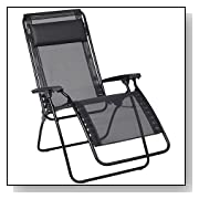 Lafuma Futura Clipper Outdoor Lounger