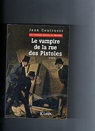 Le  vampire de la rue des Pistoles