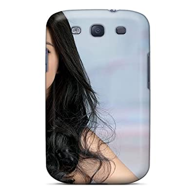 Sanp On Case Cover Protector For Galaxy S3 (li Bingbing Oriental Beauty)