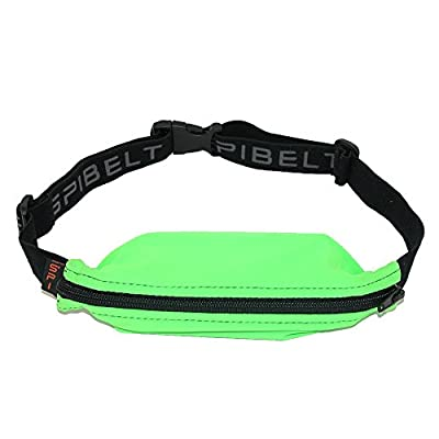 SPIbelt Sports / Running Belt - The Original No Bounce Belt Large Pocket - Fits New iPhone 6 and Galaxy