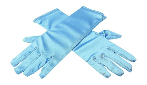 Blue Children Anime Party Cosplay Costume Gloves Age 3-6 Accessories Gift