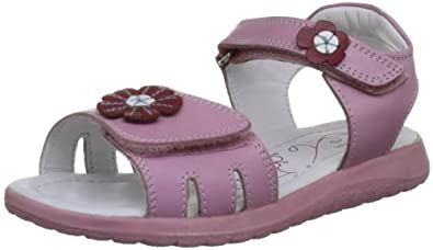 Hush Puppies Sunnyside Pale Pink Casual Sandal H3385807F 9 UK Toddler