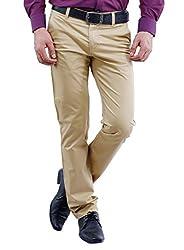 La MODE Men Casual Cotton(Streatchable) Trouser(LA02294_B70183-32)