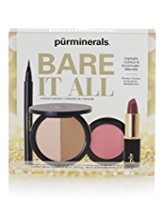 Pür Minerals® Bare it All Box Set