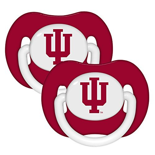 Indiana Hoosiers Pacifier - 2 Pack