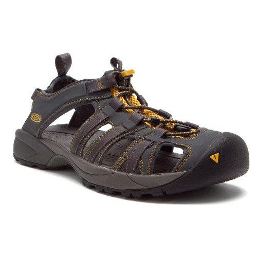 Keen Men'S Turia Water Shoe,Dark Shadow/Tawny Olive,10.5 M Us front-1017413