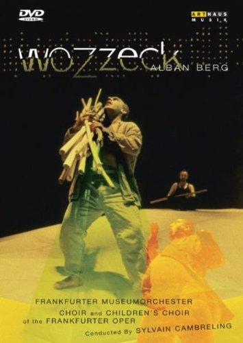 Wozzeck (S.Cambreling)  - Alban Berg - DVD