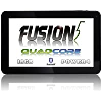 "ANDROID 4.4 KITKAT - 10.1"" FUSION5 XTRA POWER4 TABLET PC - QUAD-CORE CPU - POWERFUL GPU - 16GB STORAGE - SLEEK DESIGN - BLUETOOTH - FLAT 50% OFF - LIMITED TIME OFFER"