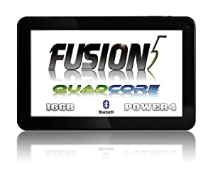 "ANDROID 4.4 KITKAT - 10.1"" FUSION5 XTRA POWER4 TABLET PC - QUAD-CORE CPU - POWERFUL GPU - 16GB STORAGE - SLEEK DESIGN - BLUETOOTH - BLUETOOTH"