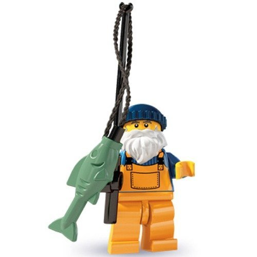 41swNthl7CL Cheap Price LEGO   Minifigures Series 3   FISHERMAN