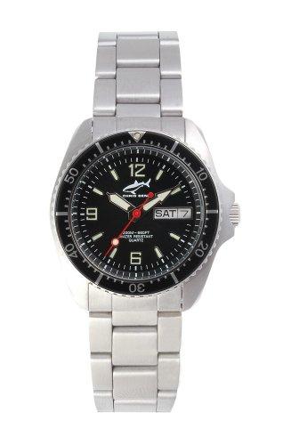 Chris Benz One Medium CBM-S-SW-MB Reloj unisex Reloj de Buceo